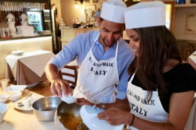 pasta and tiramisu workshop rome