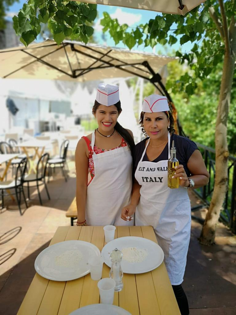 lets make pasta on the bank of tevere 3