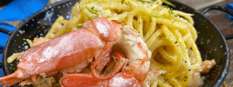 seafood cuisine rome